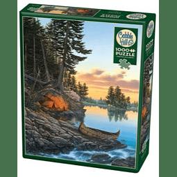 Evening Glow   Puzzle Cobble Hill 1000 Piezas
