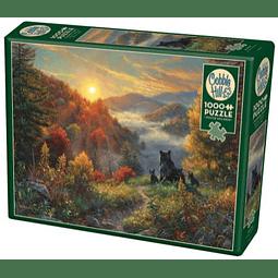 New Day | Puzzle Cobble Hill 1000 Piezas