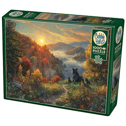 New Day   Puzzle Cobble Hill 1000 Piezas