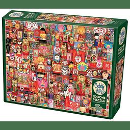 Dollies | Puzzle Cobble Hill 1000 Piezas