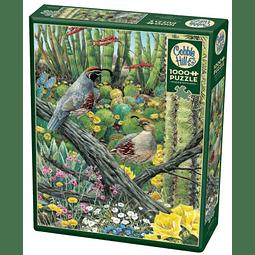 Courtship | Puzzle Cobble Hill 1000 Piezas