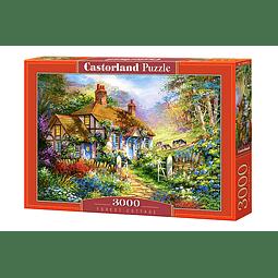 Cabaña en el Bosque | Puzzle Castorland 3000 Piezas