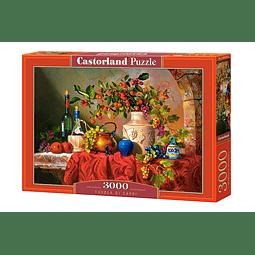 Mesa de Capri | Puzzle Castorland 3000 Piezas