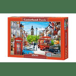 Londres | Puzzle Castorland 1500 Piezas