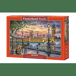 Inspiración en Londres | Puzzle Castorland 1000 Piezas