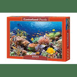 Arrecife de Coral | Puzzle Castorland 1000 Piezas