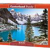 Joya de las Rocosas, Canada | Puzzle Castorland 1000 Piezas