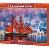 Fragata Roja | Puzzle Castorland 1000 Piezas