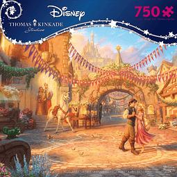 Disney Rapunzel   Puzzle Ceaco 750 Piezas