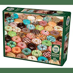 Doughnuts | Puzzle Cobble Hill 1000 Piezas