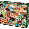 Doughnuts   Puzzle Cobble Hill 1000 Piezas
