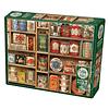 Vintage Tins   Puzzle Cobble Hill 1000 Piezas