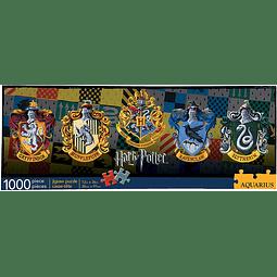 Harry Potter Crests   Puzzle Aquarius 1000 Piezas