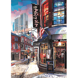That's The Point | Puzzle Art & Fable 750 Piezas