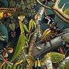 Mantis Mundi | Puzzle Art & Fable 1000 Piezas