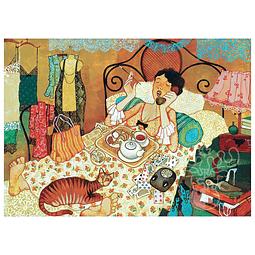A Good Morning | Puzzle Art & Fable 750 Piezas