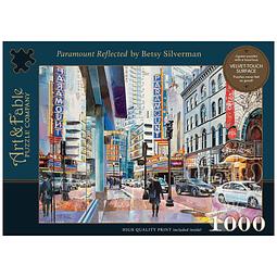 Paramount Reflected | Puzzle Art & Fable 1000 Piezas