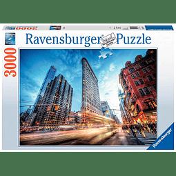 Edificio Flat Iron | Puzzle Ravensburger 3000 Piezas
