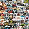 Momentos Volkswagen Van Bulli   Puzzle Ravensburger 3000 Piezas
