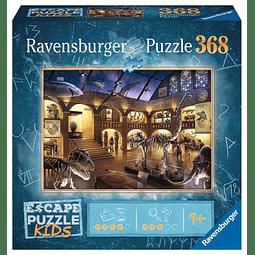 Museo misterioso | Escape Puzzle Kids Ravensburger 368 Piezas