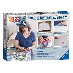 Tablero para Puzzle Plegable | Accesorio Puzzles Ravensburger