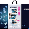 Maleta Premium Para Armar y Guardar Puzzles   Accesorio Puzzles Ravensburger