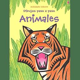 Animales Dibujos Paso A Pasp