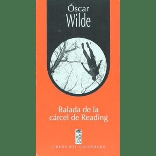 Balada De La Carcel De Reading