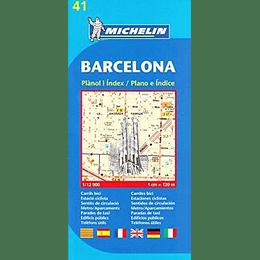 Barcelona. Guia Michellin