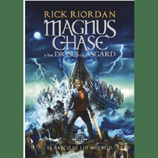 Barco De Los Muertos Magnus Chase 3
