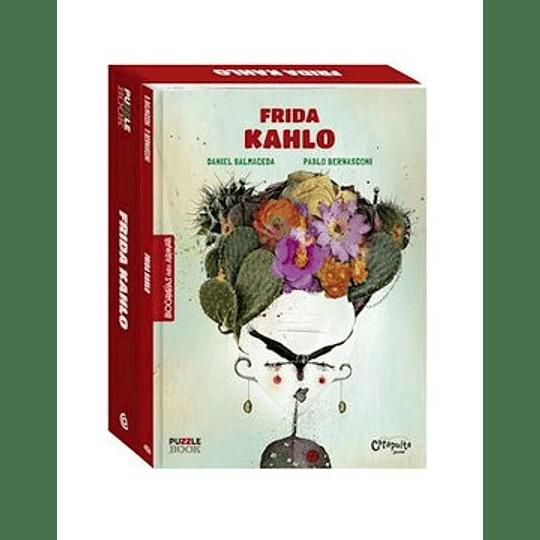 Biografa Para Armar: Frida Kahlo (Libro Y Rompecabezas)