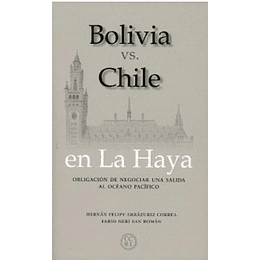 Bolivia Vs Chile En La Haya