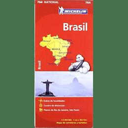 Brasil. Guia Michellin