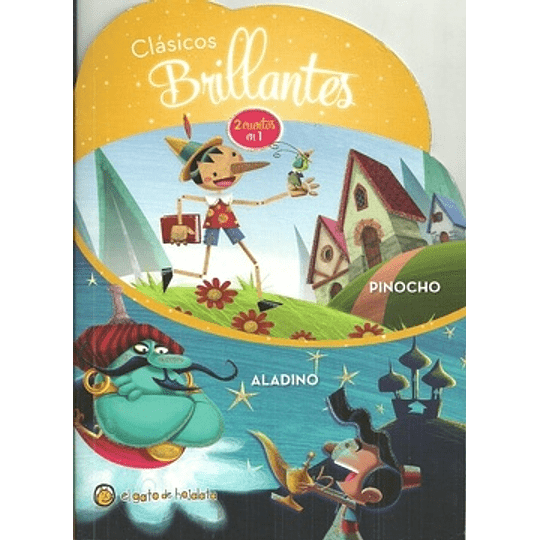 Clasicos Brillantes Pinocho / Aladino