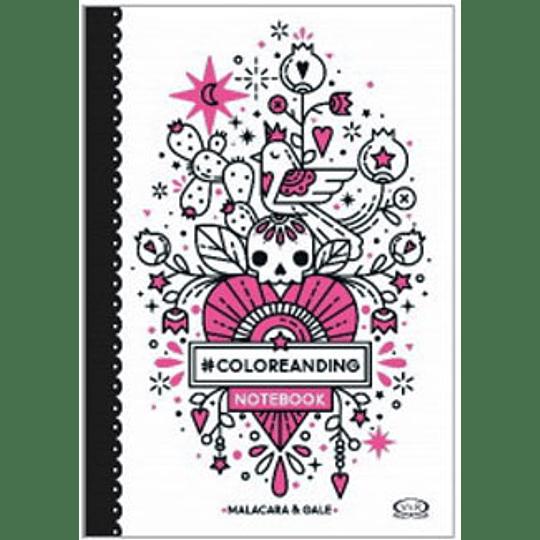 Coloreanding Notebook
