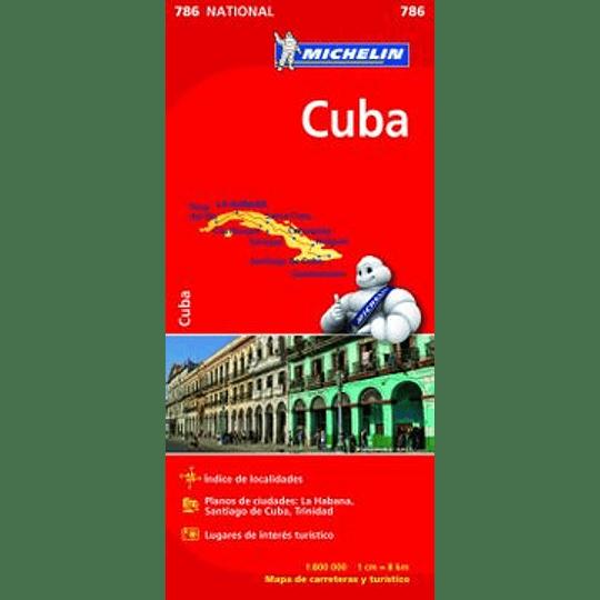 Cuba. Guia Michellin