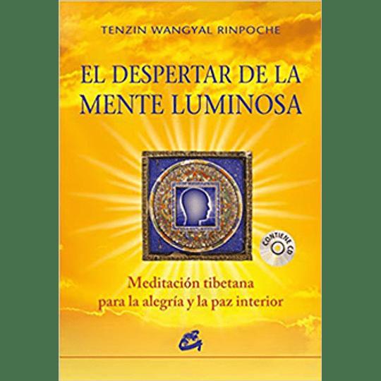 El Despertar De La Mente Luminosa (Libro   Cd)