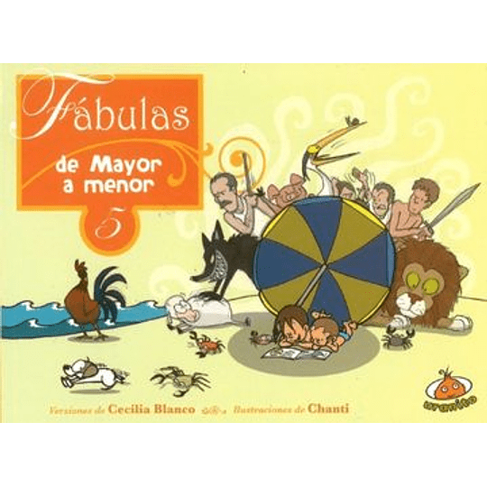 Fabulas De Mayor A Menor 5