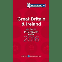 Great Britain /Ireland. Guia Michellin