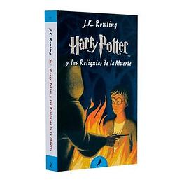Harry Potter 7 Y Las Reliquias De La Muerte Bolsillo
