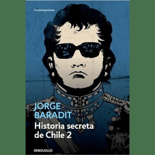 Historia Secreta De Chile 2 (Db)