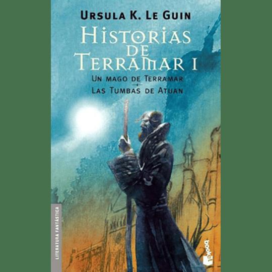 Historias De Terramar I Un Mago En Terramar Las Tumbas De Atuan