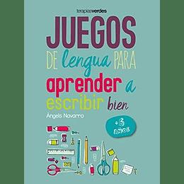 Juegos De Lengua Para Aprender A Escribir Bien Mas 6
