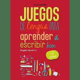 Juegos De Lengua Para Aprender A Escribir Bien Mas 8