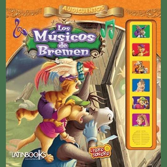 Los Musicos De Bremen Audicuentos