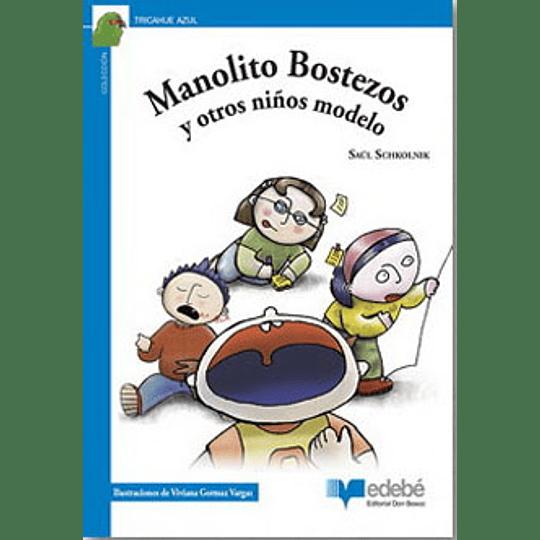 Manolito Bostezos Y Otros Niños Modelo