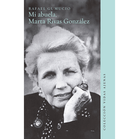 Mi Abuela Marta Rivas Gonzalez