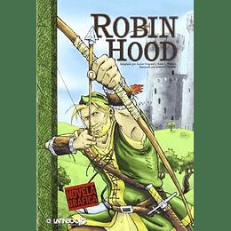 Robin Hood - Novela Grafica-