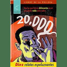 20000 Diez Relatos Espeluznantes