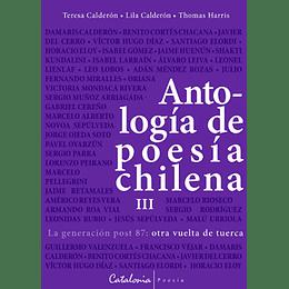 Antologia De Poesia Chilena 3